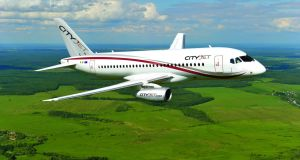 "CityJet specialises in ""wet-leasing"", that is, hiring out both craft and crew to fly routes for other airlines"
