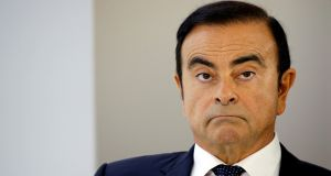 Carlos Ghosn has already been charged for allegedly under-reporting his income