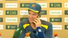 Australian cricketer answers journalist's phone mid-press conference