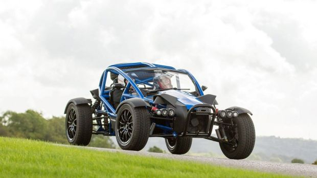 Ariel Nomad Price >> None Madder Than An Ariel Nomad