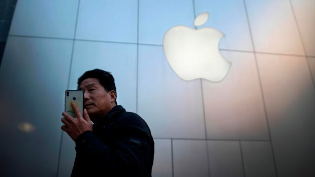"Apple this week cut its revenue outlook for the latest quarter, citing steeper-than-expected ""economic deceleration"" in China and emerging markets. Photograph: Getty Images"
