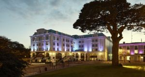 Win a luxurious overnight stay for two people at the Killarney Plaza Hotel & Spa