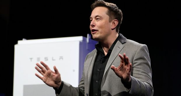 Musk deleted tweet that Tesla had outsold all other luxury