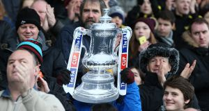 The third round of the FA Cup will include teams from all of the first six tiers. Photo: Catherine Ivill - AMA/Getty Images