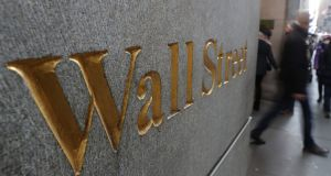 Wall Street bounced back on unexpectedly strong US job numbers. Photograph: Reuters
