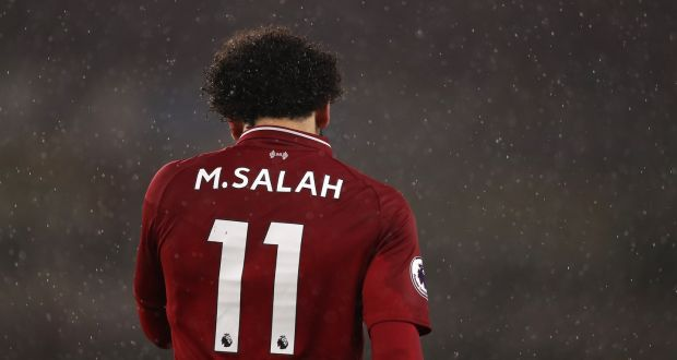 1d577cefeb2 Liverpool s Mo Salah can go on to be a real hero of the club. Photo