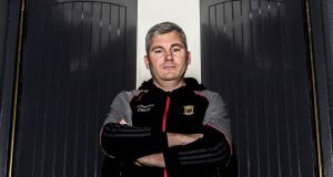 Mayo senior football manager James Horan. Photograph: Tommy Dickson/Inpho
