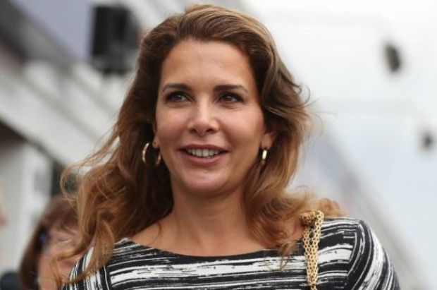 Wife of Dubai ruler apologises for Robinson controversy