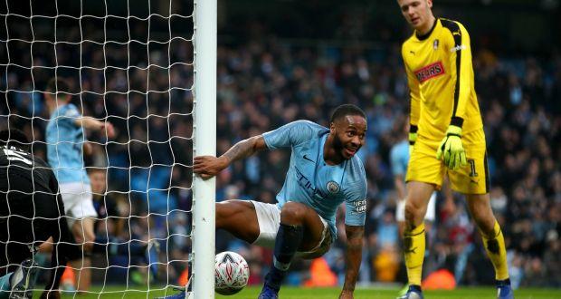 FA CUP - Cuplikan Gol : Manchester City 7 - 0 Rotherham Unite