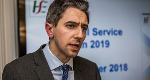 "Minister for Health Simon Harris disputed the Irish Hospital Consultants Association's assessment, saying it was ""inaccurate"" to suggest the lower numbers of trolleys could be attributed to the curtailment of elective procedure. Photograph: James Forde"