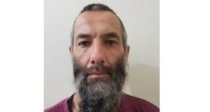 Alexandr Ruzmatovich Bekmirzaev (45), who is originally from Belarus, came to Ireland in the early 2000s and obtained Irish citizenship and an Irish passport. Photograph: Syrian Democratic Forces