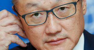 Jim Yong Kim, the president of the World Bank, abruptly announced that he will be leaving his post on February 1st