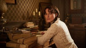 Colette: Keira Knightley plays a pigtailed country teenager turned ghost writer in this lavish biopic