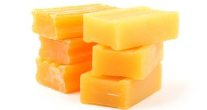 Hit the bar: Pick a good all-rounder soap which won't dry your skin out. Photograph: iStock
