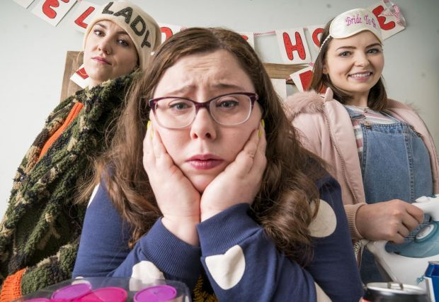 Alison Spittle in Nowhere Fast, her RTÉ comedy