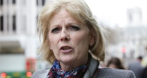 Tory MP Anna Soubry:    accused the Metropolitan Police of ignoring the abuse. Photograph: Yui Mok/PA Wire