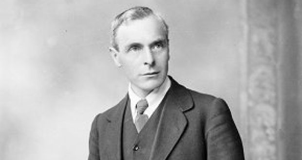 Tom Johnson was the leader of the Labour Party from 1917 to 1927 and the leader of the opposition in the absence of anti-Treaty politicians between 1922 and 1927