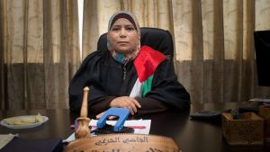 The Judge: Kholoud Al-Faqih, the first woman appointed to a Shari'a court in the Middle East
