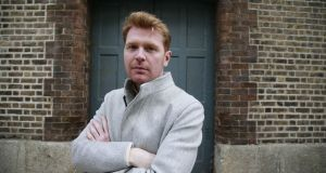 "Gary Gannon:  ""very excited"" about challenging for a European Parliament seat.  Photograph Nick Bradshaw"