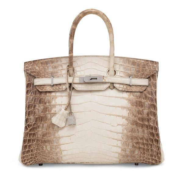 The 2010 Matte Himalaya Birkin which sold for €260 df26224f357b3