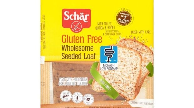 German brand Schar uses much fewer ingredients in its gluten-free bread than other brands