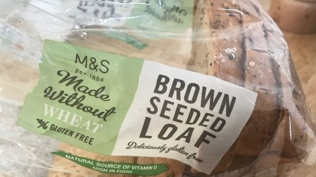 M&S Brown Seeded Loaf has more than 30 ingredients with some very unfamiliar ones such as glucono-delta-lactone
