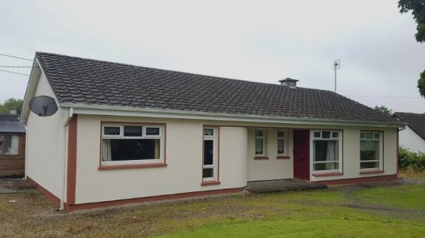 €350,000: four-bedroom detached bungalow in Menlo village on the edge of Galway city