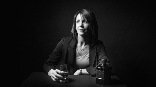 Master Blender Alex Thomas of Bushmills created her own blend – the Sexton Single Malt, released before Christmas