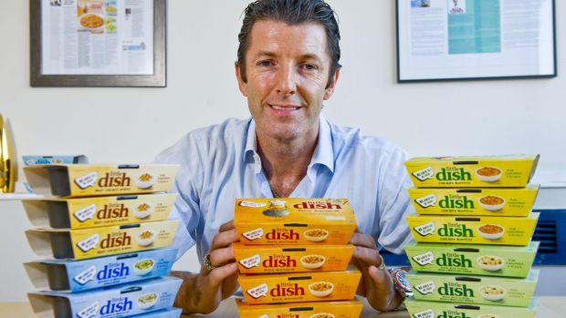 John Stapleton co-founded Little Dish, a company producing fresh, nutritious chilled meals specifically tailored to the dietary needs of toddlers in 2005.