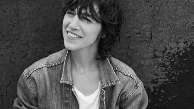 Musician and actor Charlotte Gainsbourg