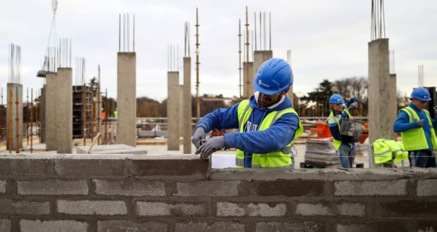 Sancus is ramping up its Irish operation,  lending on commercial and residential developments in Ireland. Photograph: Bloomberg