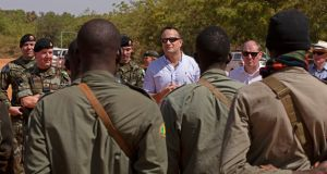 The visit by Taoiseach Leo Varadkar to Irish troops serving on the United Nations mission to Mali in Africa is a welcome and timely reminder of the important role the Defence Forces have played in peace keeping around the world for more than half a century.