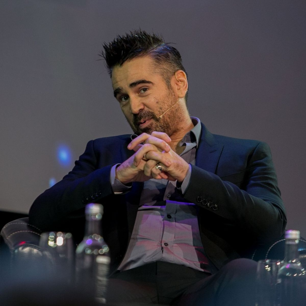 Colin Farrell: 'I was such a pisshead and a druggie I didn't