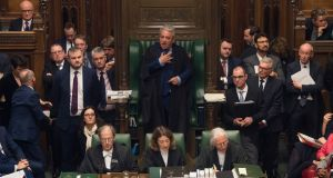 Speaker John Bercow in the House of Commons. Photograph: UK Parliament/Mark Duffy/PA Wire