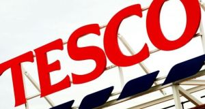 Tesco went into the Christmas period ranked the Republic's third largest supermarket chain