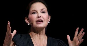 Ashley Judd: actor claimed her career stalled because Weinstein spread lies about her in Hollywood. Photograph: Justin Sullivan/Getty