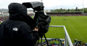 RTÉ will simulcast four Allianz League games in 2019. Photograph: James Crombie/Inpho
