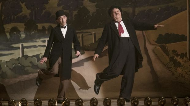 New this week: Steve Coogan and John C. Reilly in Stan & Ollie