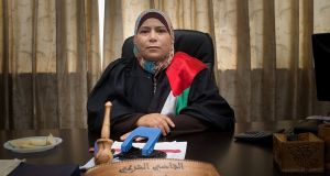 New this week: Dr Kholoud al-Faqih in the documentary The Judge, at the Queen's Film Theatre