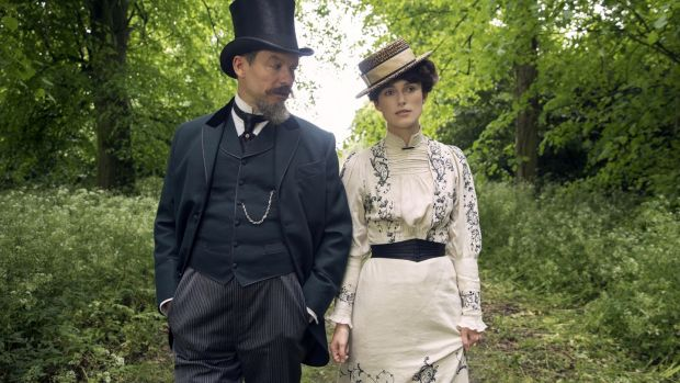 New this week: Dominic West and Kiera Knightley in Colette