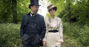 A novel marriage: Dominic West and Kiera Knightley in Colette