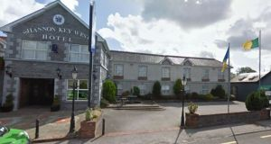 The 39-room Shannon Key West Hotel in Rooskey. Image: Google Street View