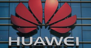 The US has been pushing European allies to block Huawei from telecom networks amid a wider dispute over trade.