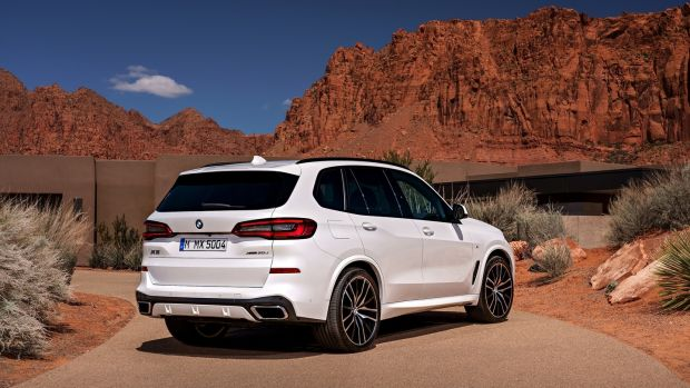 Still A Bit Bling But The Best Driving Suv In Its Class