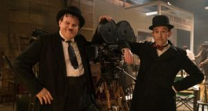 Stan & Ollie: John C Reilly and Steve Coogan as Oliver Hardy and Stan Laurel