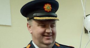 Assistant Commissioner John  Fintan Fanning  who was suspended on January 3rd last. File photograph: Brenda Fitzsimons/The Irish Times.