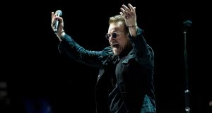 U2 front man Bono has warned that complacency is emerging in the global fight against Aids, tuberculosis and malaria which, if unchecked, could lead to millions of preventable deaths. File photograph: Tom Honan/The Irish Times.