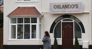 A residential property on Earlham Road in Norwich, which is being investigated by Norwich City Council as neighbours believe Orlando Williams is running a sushi restaurant from inside the residential property. Photograph: Joe Giddens/PA Wire