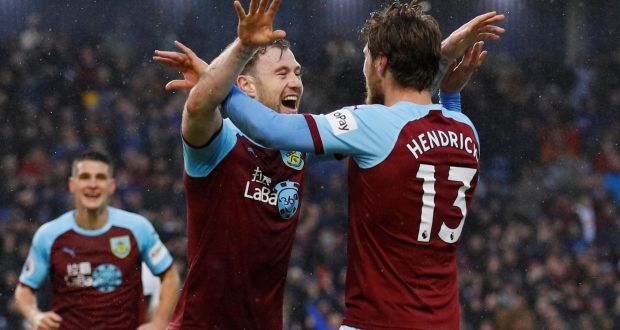 Fulham out of luck as Burnley beat them without a shot on target
