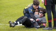 The Irish Quidditch Cup: 'A lot of people laugh at us'